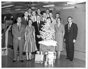 smu.univac.christmas.1957